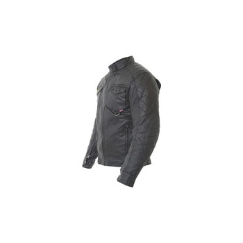 фото 3 Мотокуртки Мотокуртка RST Classic TT Wax Short III CE Mens Textile Jacket Black 50