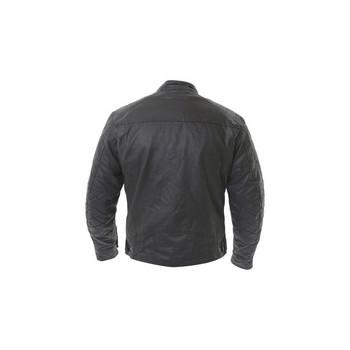 фото 2 Мотокуртки Мотокуртка RST Classic TT Wax Short III CE Mens Textile Jacket Black 50