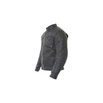 фото 3 Мотокуртки Мотокуртка RST Classic TT Wax Short III CE Mens Textile Jacket Black 52
