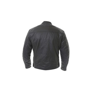 фото 2 Мотокуртки Мотокуртка RST Classic TT Wax Short III CE Mens Textile Jacket Black 52