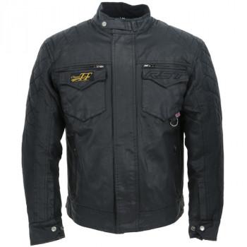 фото 1 Мотокуртки Мотокуртка RST Classic TT Wax Short III CE Mens Textile Jacket Black 54