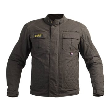 фото 1 Мотокуртки Мотокуртка RST Classic TT Wax Short III CE Mens Textile Jacket Green 50