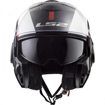 фото 10 Мотошлемы Мотошлем LS2 FF399 Valiant Avant White-Black-Red XL