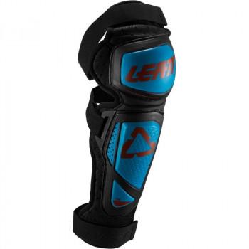 фото 2 Мотонаколенники Мотонаколенники Leatt Knee and Shin Guard 3.0 EXT Fuel-Black S-M