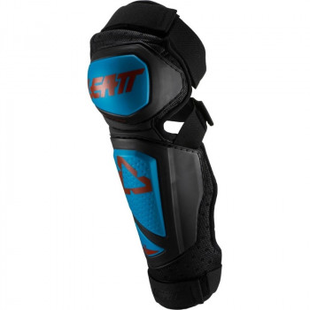 фото 1 Мотонаколенники Мотонаколенники Leatt Knee and Shin Guard 3.0 EXT Fuel-Black 2XL