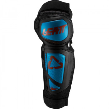 фото 3 Мотонаколенники Мотонаколенники Leatt Knee and Shin Guard 3.0 EXT Fuel-Black 2XL