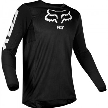 фото 2 Кроссовая одежда Мотоджерси Fox Legion LT Offroad Jersey Black 2XL