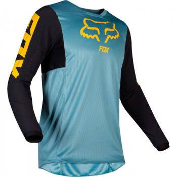 фото 2 Кроссовая одежда Мотоджерси Fox Legion LT Offroad Jersey Light Slate M