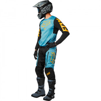 фото 4 Кроссовая одежда Мотоджерси Fox Legion LT Offroad Jersey Light Slate L
