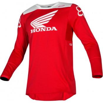 фото 1 Кроссовая одежда Мотоджерси Fox 180 Honda Jersey Red 2XL