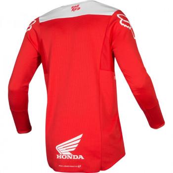фото 3 Кроссовая одежда Мотоджерси Fox 180 Honda Jersey Red 2XL