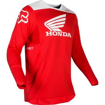 фото 2 Кроссовая одежда Мотоджерси Fox 180 Honda Jersey Red L