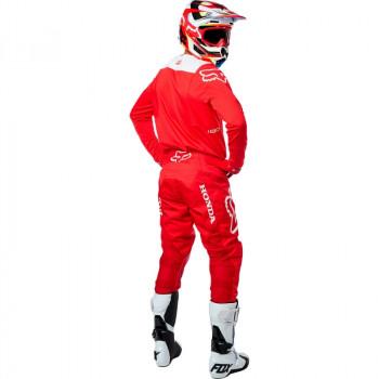 фото 5 Кроссовая одежда Мотоджерси Fox 180 Honda Jersey Red L