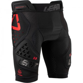 фото 2 Защитные  шорты  Защитные шорты Leatt Impact Shorts 3DF 5.0 Black M