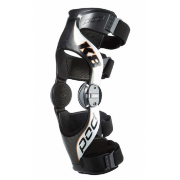 фото 1 Мотонаколенники Ортопедические наколенники Pod K8 2.0 Knee Brace Carbon/Silver M