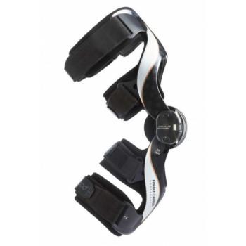 фото 2 Мотонаколенники Ортопедические наколенники Pod K8 2.0 Knee Brace Carbon/Silver M