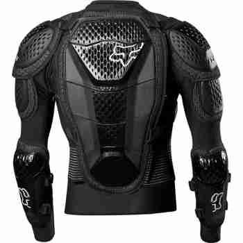 фото 2 Моточерепахи Моточерепаха Fox Titan Sport Jacket Black S (2020)