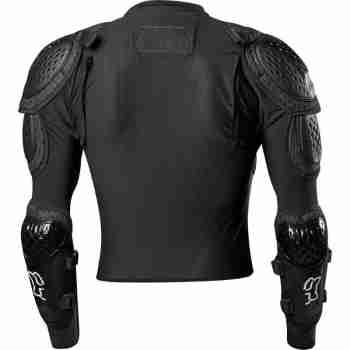 фото 3 Моточерепахи Моточерепаха Fox Titan Sport Jacket Black S (2020)