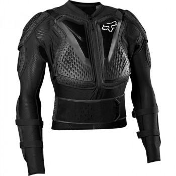 фото 1 Моточерепахи Моточерепаха Fox Titan Sport Jacket Black XL (2020)