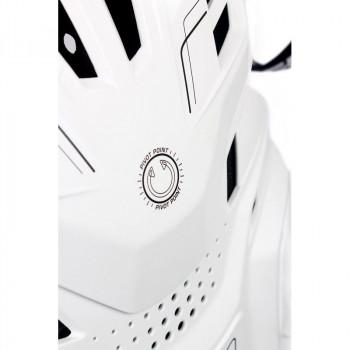 фото 5 Моточерепахи Моточерепаха с защитой шеи Leatt Fusion 3.0 White S-M (2015)
