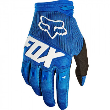 фото 1 Мотоперчатки Мотоперчатки Fox Dirtpaw Glove Blue M
