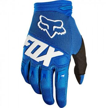 фото 1 Мотоперчатки Мотоперчатки Fox Dirtpaw Glove Blue L
