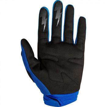 фото 2 Мотоперчатки Мотоперчатки Fox Dirtpaw Glove Blue L