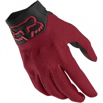 фото 1 Мотоперчатки Мотоперчатки Fox Defend Kevlar® D3O® Glove Cardinal  M