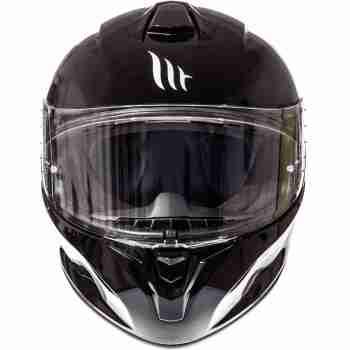 фото 2 Мотошлемы Мотошлем MT Targo Metal Black XL