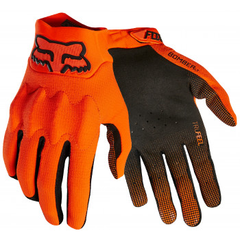 фото 2 Мотоперчатки Мотоперчатки FOX Bomber LT Glove Black-Orange 2XL