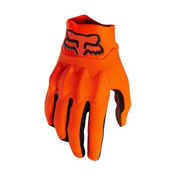 фото 1 Мотоперчатки Мотоперчатки FOX Bomber LT Glove Black-Orange XL