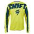 фото 1 Кроссовая одежда Мотоджерси Shift Whit3 York Jersey Yellow-Navy L