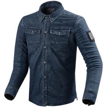 фото 1 Мотокуртки Рубашка Revit Hudson Medium Blue L