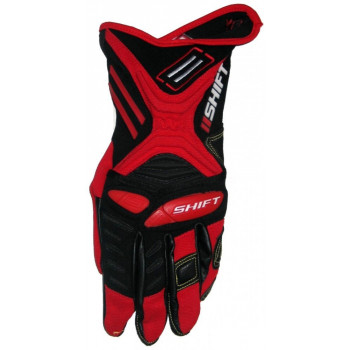 фото 1 Мотоперчатки Мотоперчатки SHIFT Hybrid Delta Glove Red S (8)