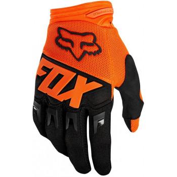 фото 1 Мотоперчатки Мотоперчатки детские FOX YTH Dirtpaw Race Glove Orange YM (6)