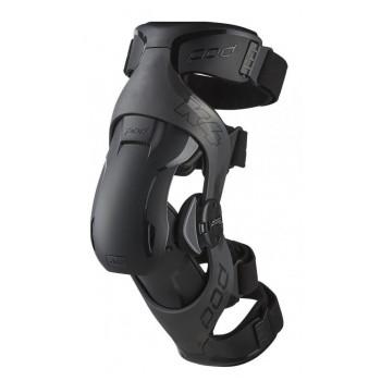 фото 2 Мотонаколенники Ортопедические наколенники Pod K4 2.0 Knee Brace Graphite-Black XL-2X