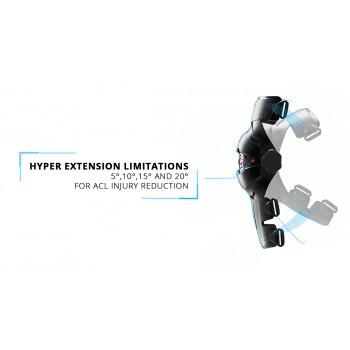 фото 4 Мотонаколенники Ортопедические наколенники Leatt Knee Brace Z-Frame Black XL