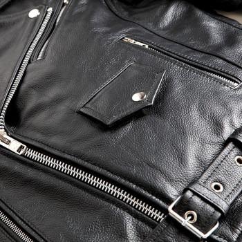 фото 6 Мотокуртки Мотокуртка Ozone Ramones Black XL