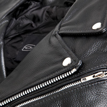 фото 5 Мотокуртки Мотокуртка Ozone Ramones Black XL