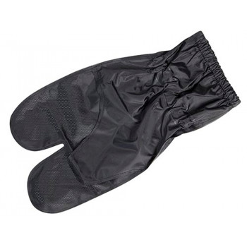 фото 4 Мотоперчатки Мотоперчатки дождевые Rebelhorn BOLT Black L
