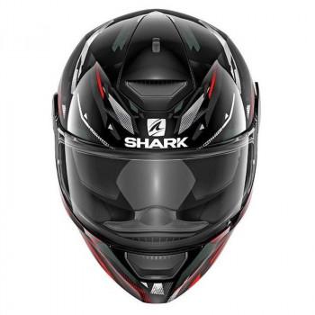фото 2 Мотошлемы Мотошлем Shark D-Skwal Kanhji Black-Red-White S