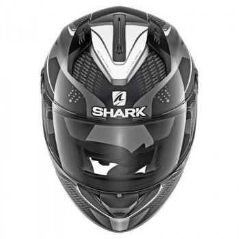 фото 2 Мотошлемы Мотошлем Shark Ridill Stratom Matt Antracite-Black-White L