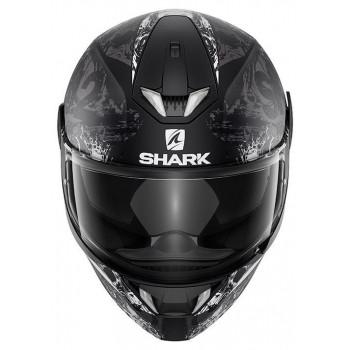 фото 2 Мотошлемы Мотошлем Shark Skwal 2 Nuk hem Black-Antracite-White M