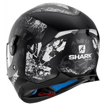 фото 3 Мотошлемы Мотошлем Shark Skwal 2 Nuk hem Black-Antracite-White M