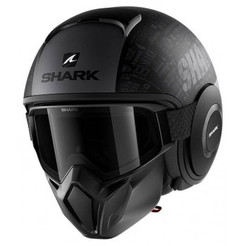 фото 1 Мотошлемы Мотошлем Shark Street Drak Tribute Rm Matt XL