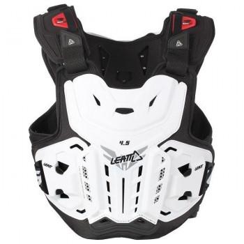 фото 2 Моточерепахи Моточерепаха Leatt Chest Protector 4.5 White 2XL