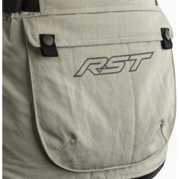 фото 8 Мотокуртки Мотокуртка RST Pro Series X-Raid CE Textile Jacket Dark Grey-Black 56