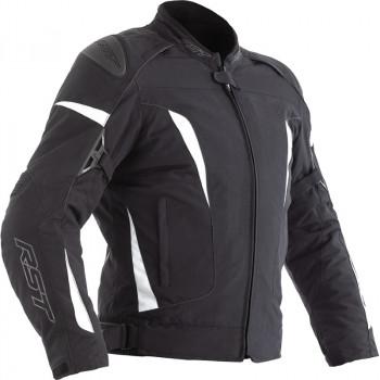 фото 1 Мотокуртки Мотокуртка женская RST GT CE Ladies Textile Jacket Black-White 8