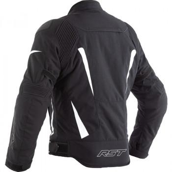 фото 2 Мотокуртки Мотокуртка женская RST GT CE Ladies Textile Jacket Black-White 8