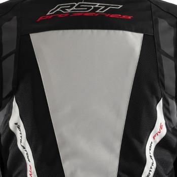 фото 4 Мотокуртки Мотокуртка RST Pro Series Ventilator 5 CE Textile Jacket Silver-Black 54